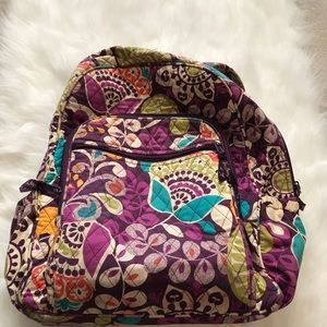 SPRING CLEANING SALE💗🌸🌷🌼:verabradley backpack